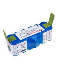 Long-Life ® Batería Roomba Ni-MH / Series 500, 600, 700, 800 (Compatible iRobot)
