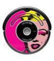 POP-Art Vinyl pour Roomba - Série 500 600