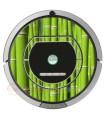 Bamboo. Vinyl for Roomba - 700, 800 Serie