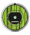 Bambù. Vinile per Roomba - Serie 700, 800