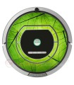 Naturaleza. Vinilo decorativo para Roomba iRobot - Serie 700, 800