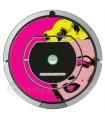 POP-ART. Vinile per Roomba - Serie 700, 800