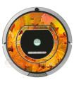 Autunno. Vinile per Roomba - Serie 700