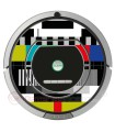 TV settings. Vinyle pour Roomba  - Sèrie 700 800