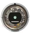 Máquina de aço. Vinil para Roomba- Série 700 800