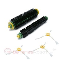 Pack de brosses Roomba 500