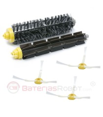Pack brosses Roomba 600 et 700